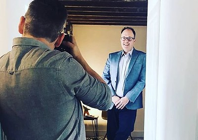 professional headshot photography for businesses across Hampshire, Southampton and the UK by Julian Stock