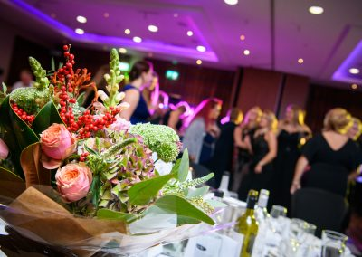 Gala dinner photography in Southampton and Hampshire
