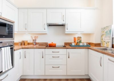 kitchen shot, Interior property photography in Southampton and Hampshire