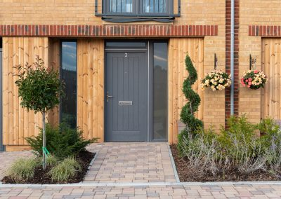 Exterior house property photography Hampshire and Southampton