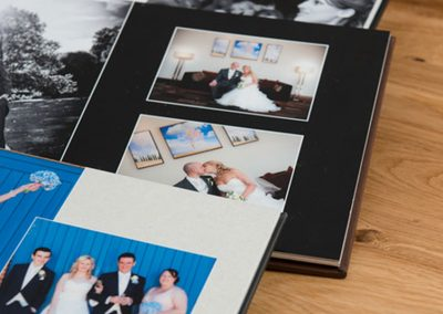 Customise your wedding album with J Stock Photography