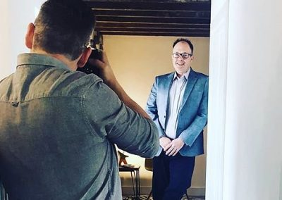 Professional headshot photography sessions in Hampshire and Southampton