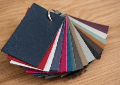 Select the cover material for your own bespoke wedding album with J Stock Photography