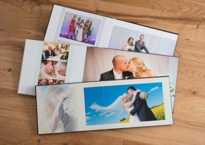 Bespoke wedding albums and wedding photography across Hampshire & Southampton by Julian Stock