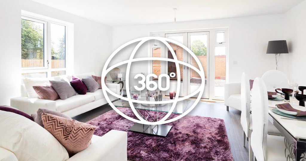 Virtual tour property photographer in Hampshire